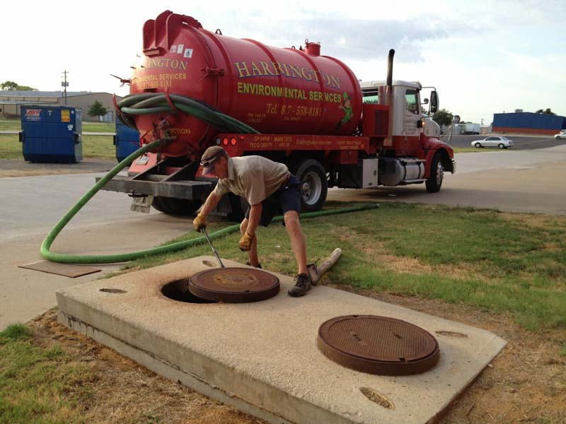 Septic Tank Cleaning Fort Worth TX